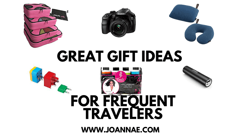 Great Gift Ideas for Frequent Travelers