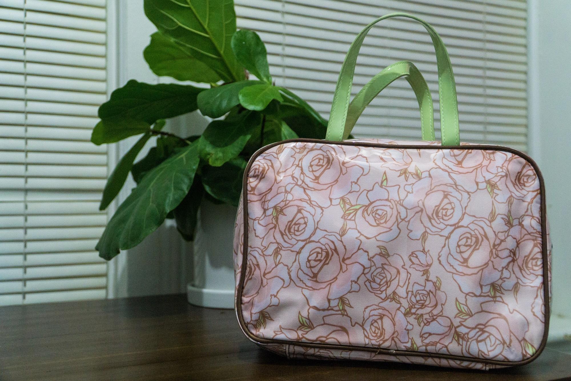 My Travel Toiletry Bag Essentials - Joanna E